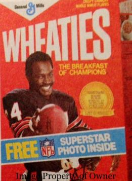 General Mills Wheaties author unknown
