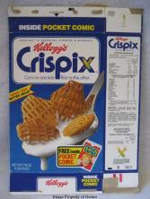 Kelloggs Crispix - www.billygalaxy.com