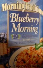Morning Traditions Blueberry Morning author unknown