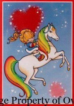 Rainbow Brite and Starlight