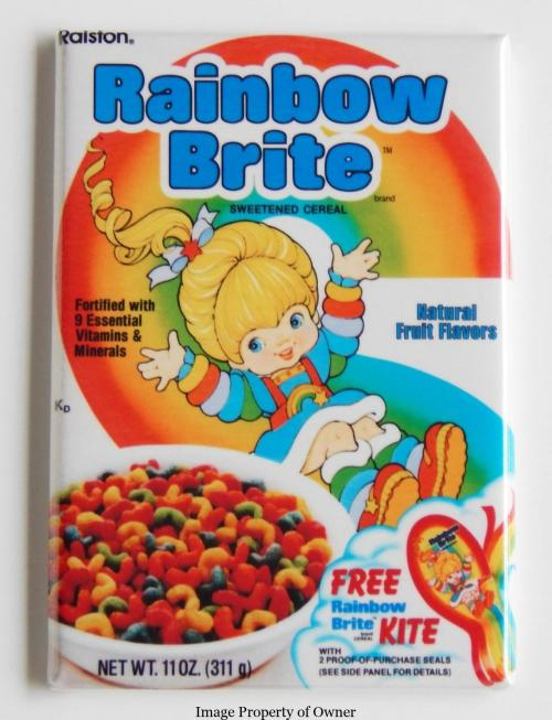 Rainbow Brite author unknown
