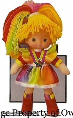 Rainbow Brite property Rainbowbrite.co.uk
