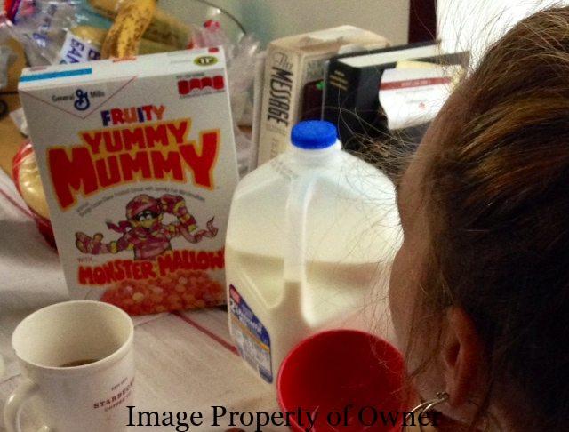 Yummy Mummy in my tummy!