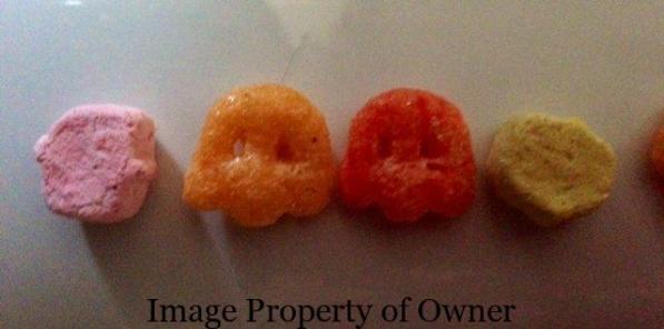 Yummy Mummy cereal bits