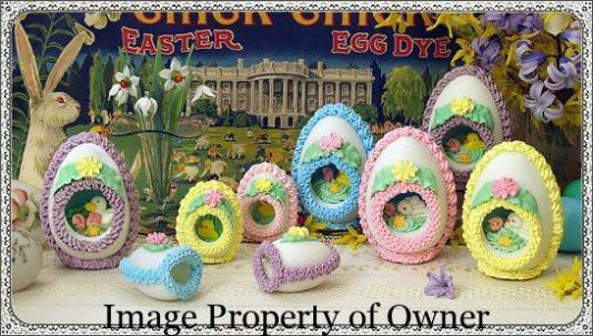 Sugar panorama eggs property blumchen.com