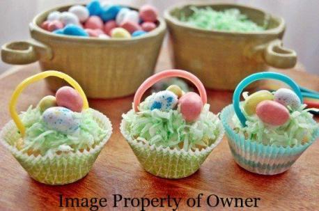 Easter egg baskets property yankeemagazine.com