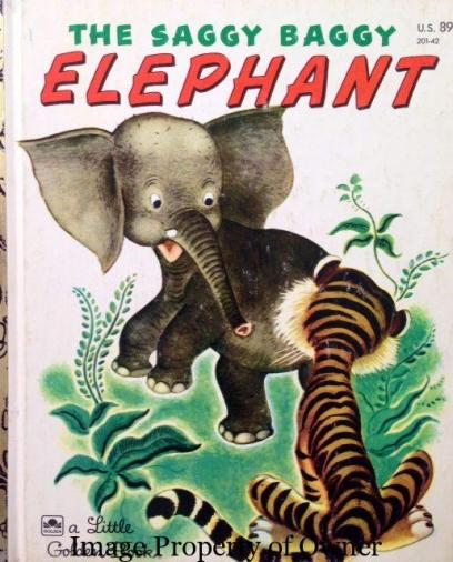 I cried during this book thinking the saggy baggyness of Elephant was going to get him eaten! Yello80s.com