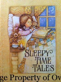 Sleepy Time Tales- my fav was Snow White and Rose Red. A tree of gold? what's not to like? Yello80s.com