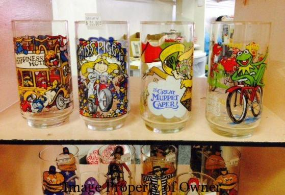 Muppet Movie mugs courtesy Too Groovy