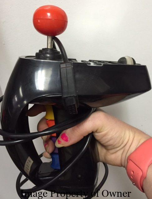 Firing joystick
