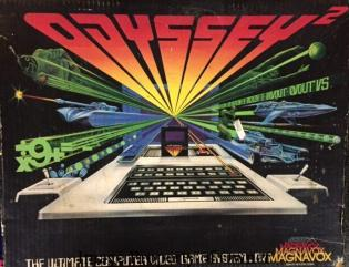 Original box art