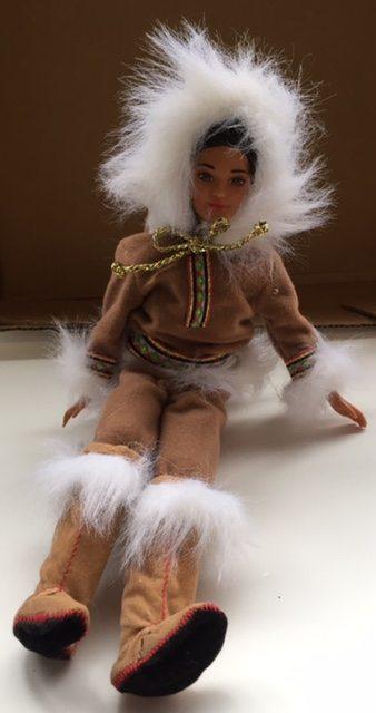 Arctic Barbie