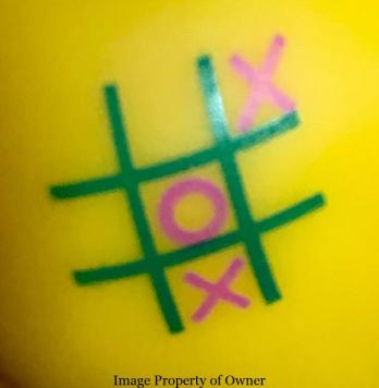 Baby Tic-Tac-Toe cutie mark
