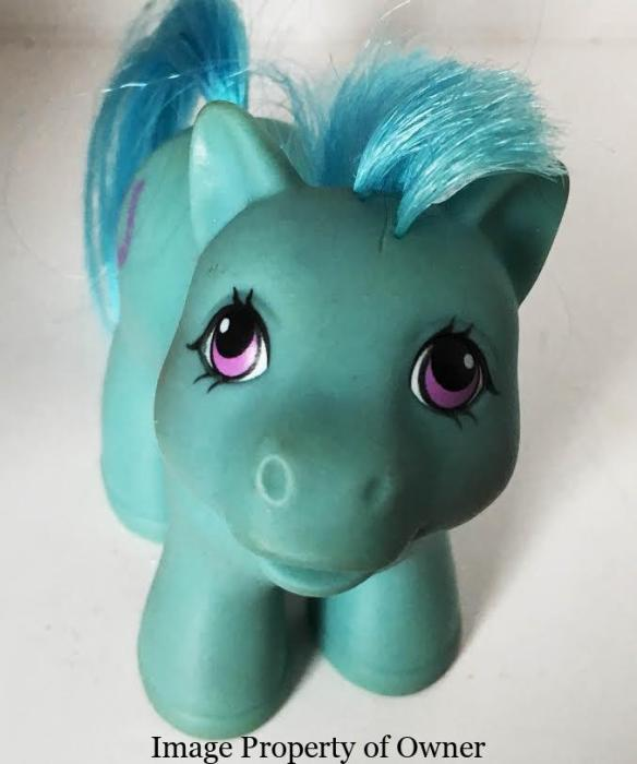 Mail order Lucky boy pony