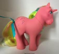 Pinwheel, Rainbow Pony- Yello80s