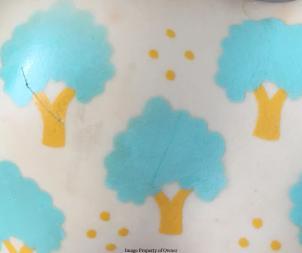 Daddy Apple Blossom pattern