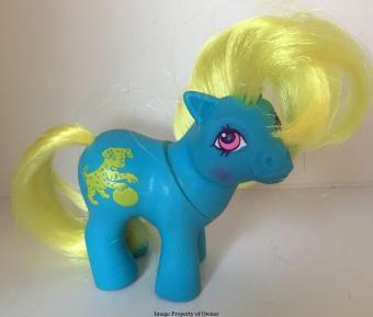 Best Friends Ponies Baby Susie