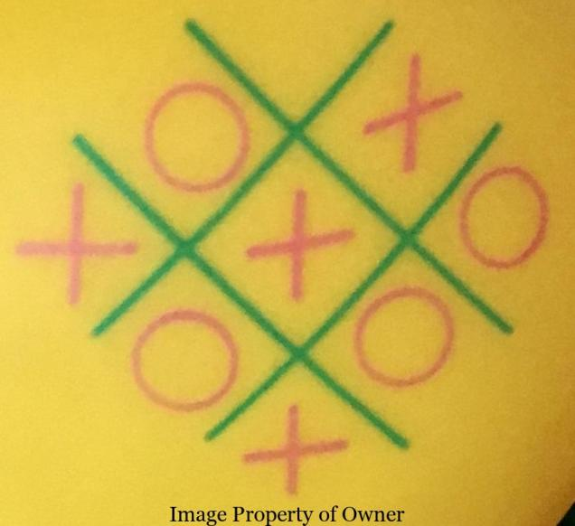 Tic Tac Toe cutie mark