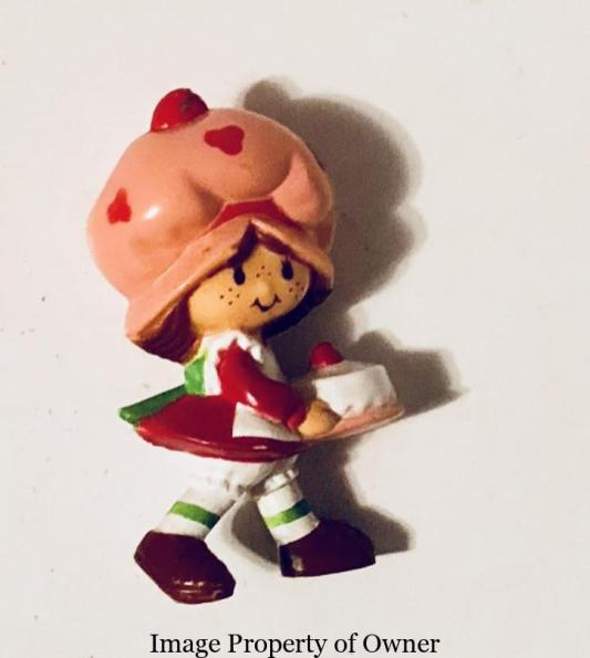 Strawberry Shortcake miniature