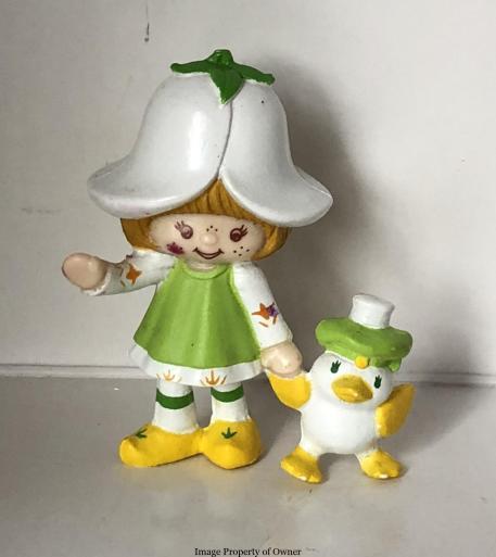 Mint Tulip and MarshMallard deluxe