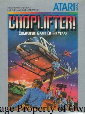 Choplifter property Wikipedia.com