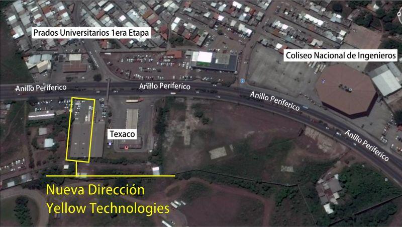 Mapa de Direccion