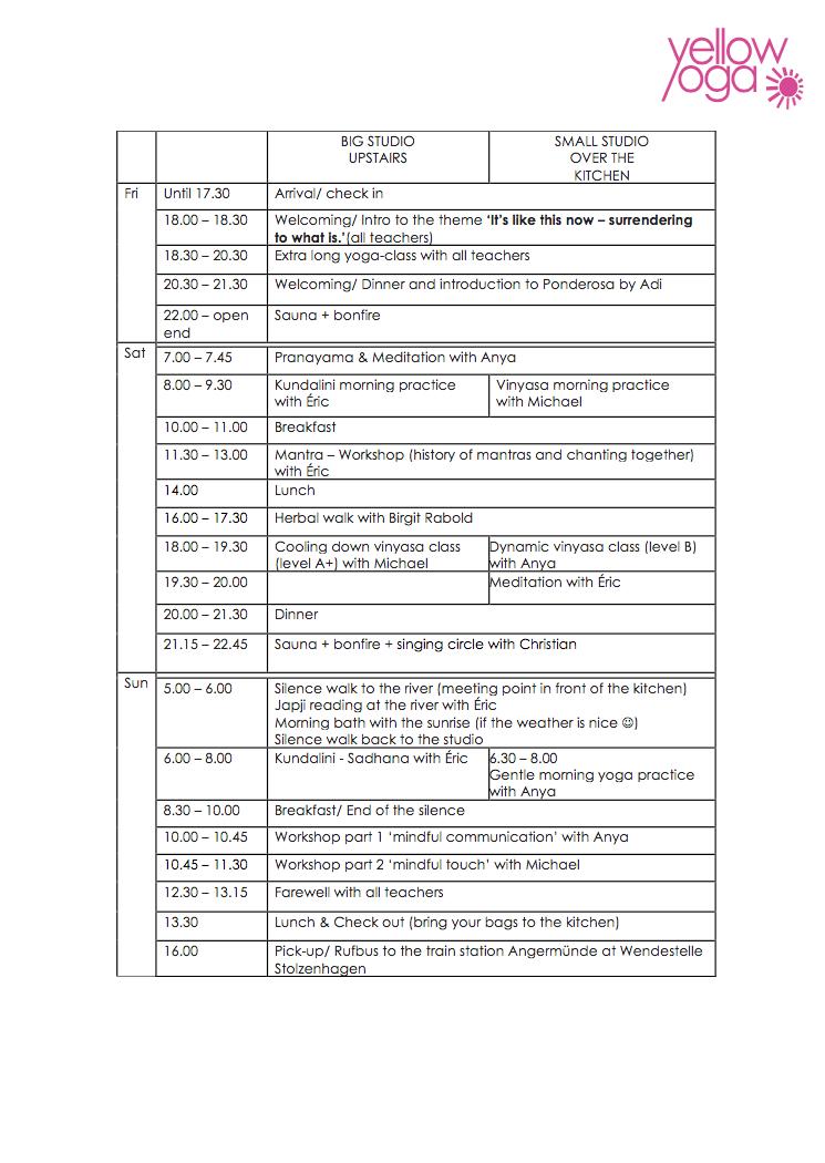 2018_ponderosa schedule_August