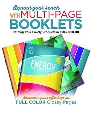 Multi-Page Booklets Miami
