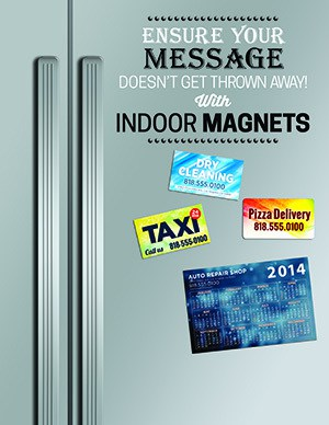 Customized Refrigerator Magnet Miami