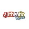 Authentic Pigment Promotional Clothing Logo