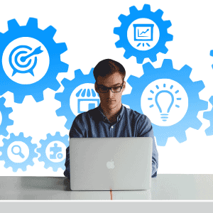 SEO working in online marketing miami