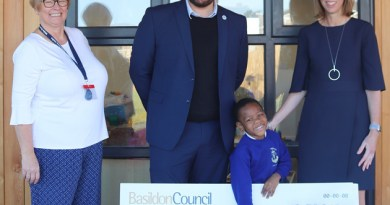 New Vange nursery will give youngsters a better start in life, says Basildon Council leader