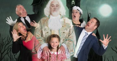 Ghostly goings on at Brookside Theatre