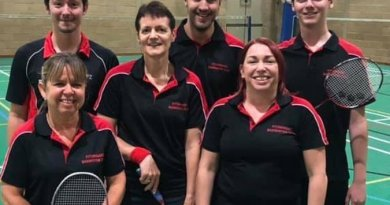 Southend and District Badminton Association League