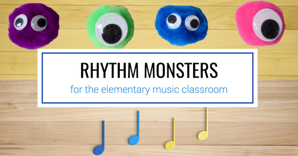 Rhythm Monsters