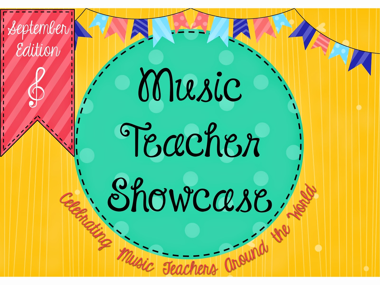 Music Teacher Showcase: September Edition