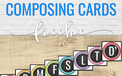 Composing Cards (Free)