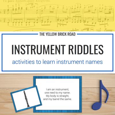 Instrument Riddles