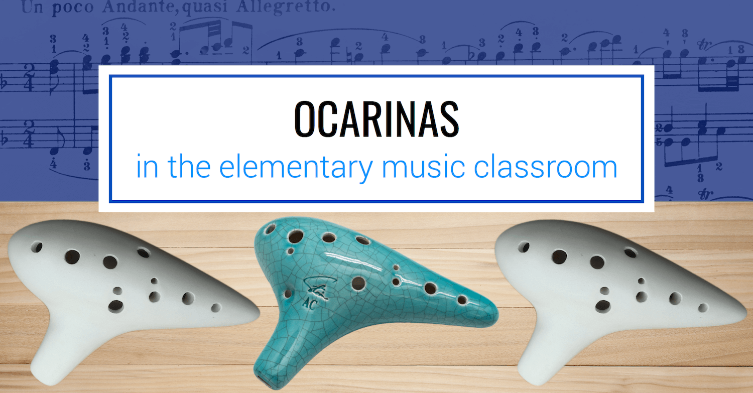 Ocarinas in the Elementary Music Classroom