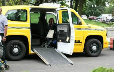 Paratransit Yellow Cabs | Yellow Cab of Columbus