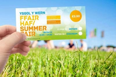 Ysgol Y Wern Summer Fair ticket