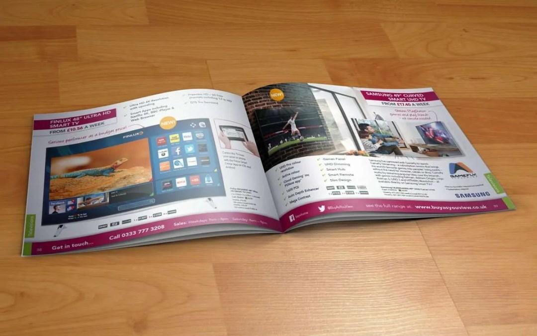 Catalogue Design and Management