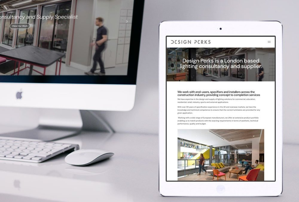 Design Perks Website