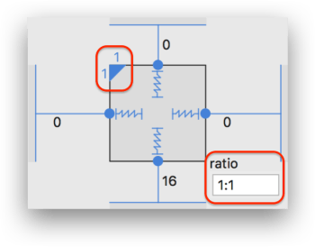 ConstraintLayout - Chức năng ratio