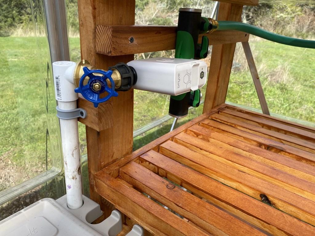 Irrigation tap