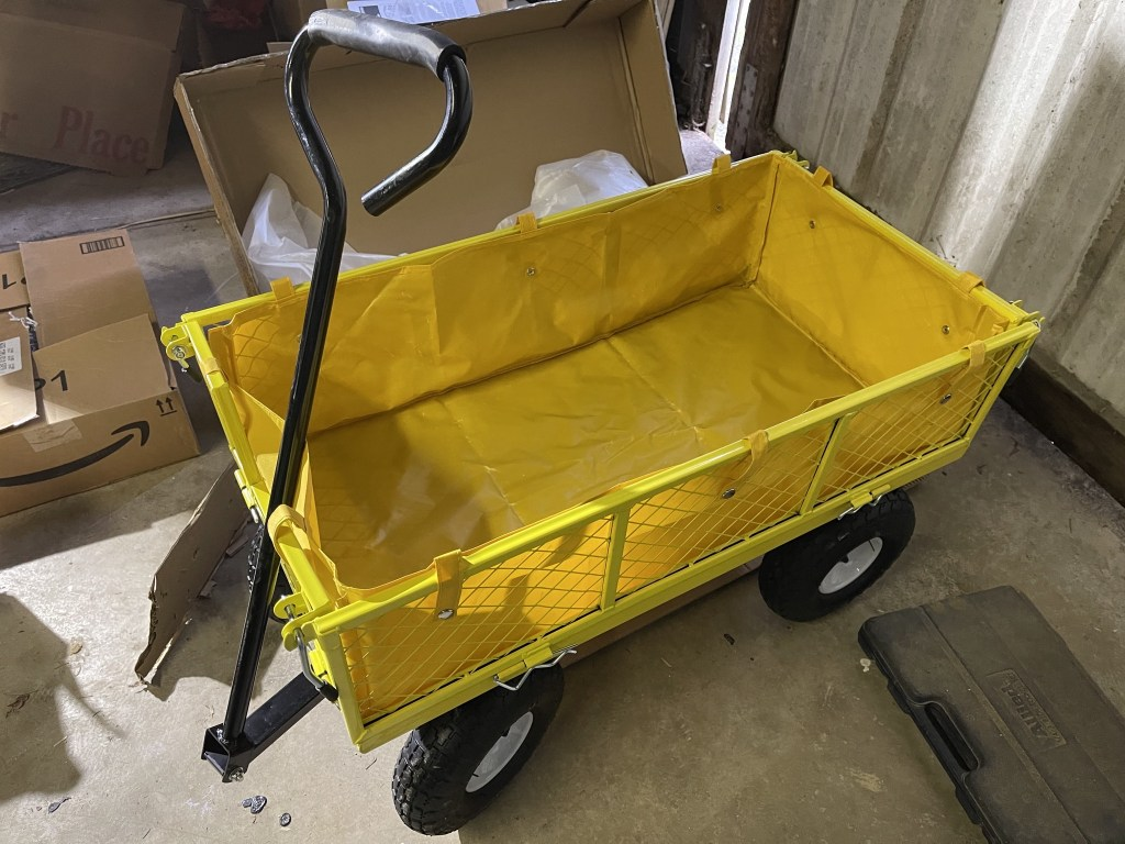 Cart liner