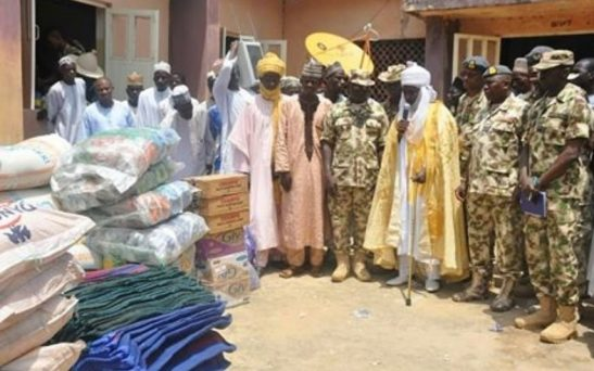 Jigawa: Naf Offers Free Medical Services, Relief Items To Flood Victims