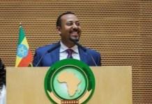 Buhari Congratulates Ethiopian Pm For Winning 2019 Peace Prize