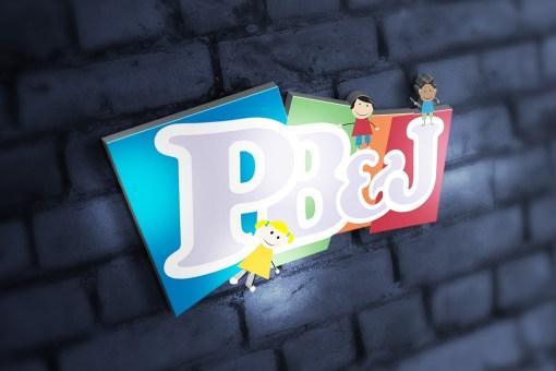 PB&J Logo Design