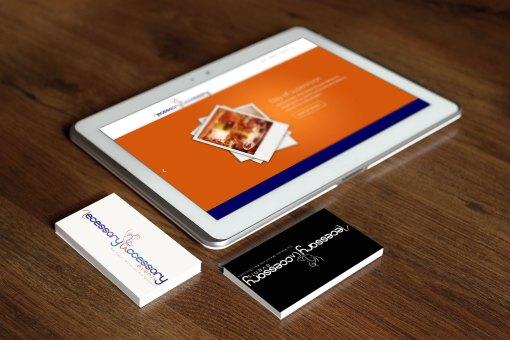 Necessary Accessory Events Web & Logo Design